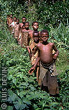 Polyphonic singing, from Luis Devin's anthropological research in Central Africa (Baka Pygmies, Cameroon)